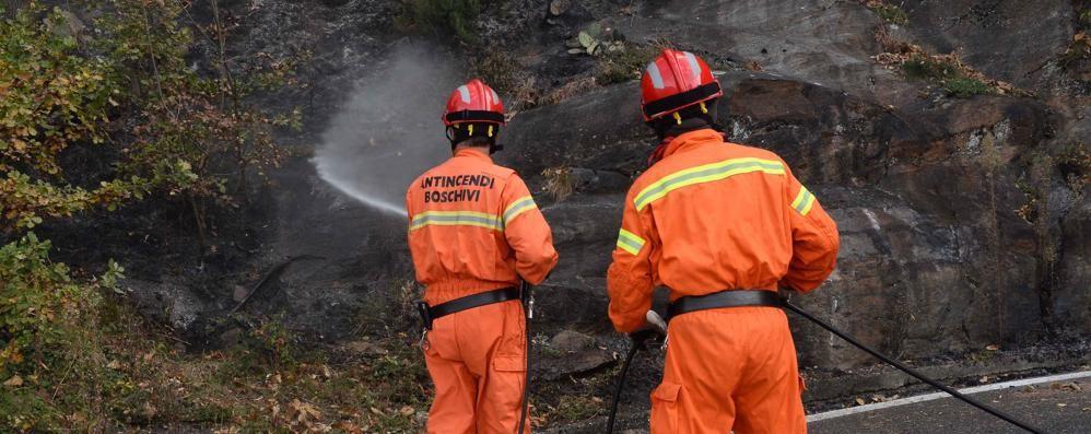 Più volontari antincendio: percorso formativo ultimato per 32 nuovi operatori