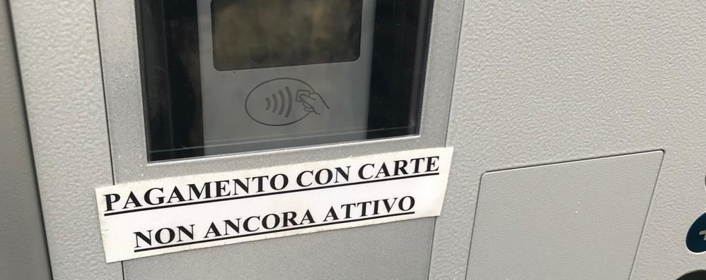Chiavenna, ancora niente carte per il parcheggio