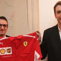 Una passione color... rosso Ferrari