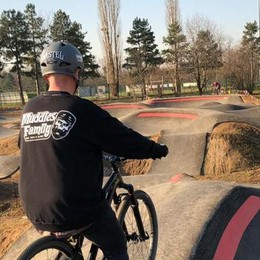 Una pista per bici e skate: «Nuovi turisti da attirare»