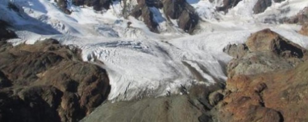 Dai Forni al Bernina. Le immagini choc  dei ghiacciai ritirati