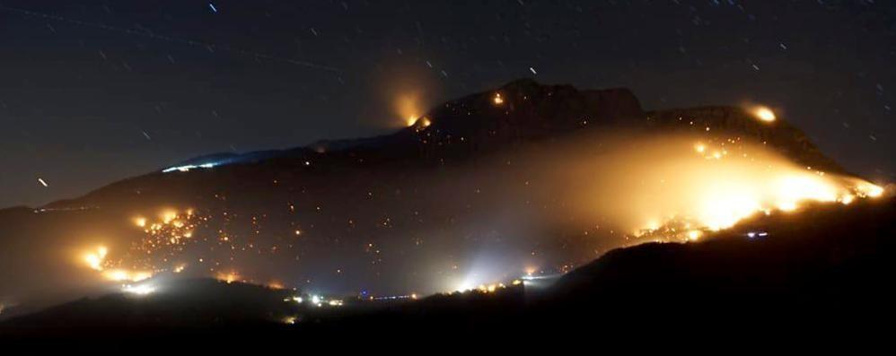 «Incendio a Sorico  non solo colpa della grigliata»