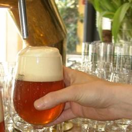 Calano le accise e la birra brinda  «Boccata d'ossigeno»