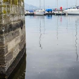 Lago basso, protesta in Regione  «Non potete più stare a guardare»