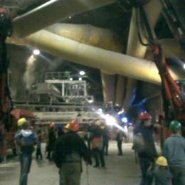 Salini-Impregilo deposita offerta  Cossi Costruzioni attende il verdetto