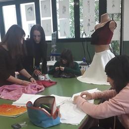 «La moda cerca addetti qualificati»: il Romegialli di Morbegno pronto per la sfida
