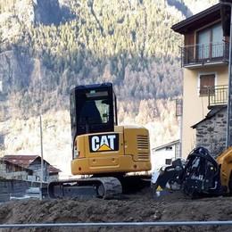 Le Prese-Fumero, aperto il cantiere  «Parte un'opera attesa da decenni»