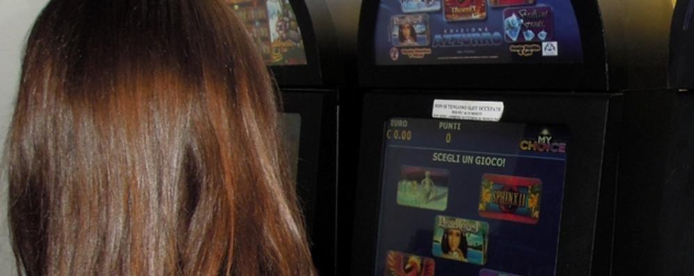 Il gioco patologico, Sondrio sesta provincia per somme spese