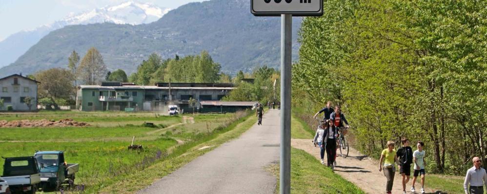 Sentiero Valtellina malandato  Presto interventi anche radicali