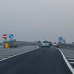 Bassa Valle, arrivano gli autovelox sulla superstrada