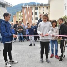 Oratorio rinnovato in viale Milano a Sondrio: «Spazio ai giovani»