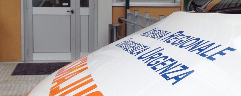 Sanità e Interreg, decolla il progetto  Un'ambulanza sarà attiva sul confine