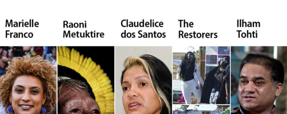Premio Sakharov 2019, attivisti brasiliani tra i 3 finalisti