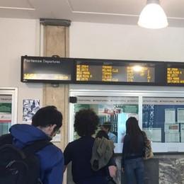 """Treni, che """"primato"""", abbiamo la linea peggiore in Lombardia"""
