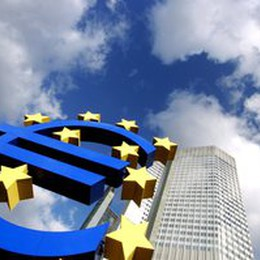 Eurozona: Eurostat, a settembre inflazione in calo a 0,8%