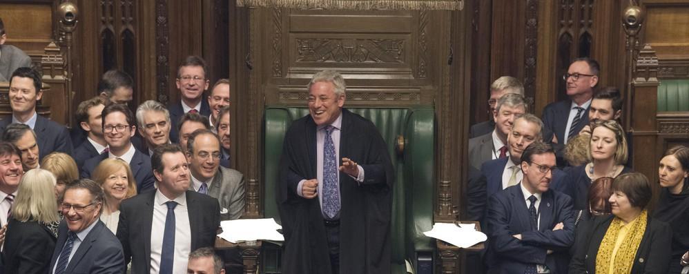 Brexit: speaker dice no al nuovo voto sull'accordo oggi
