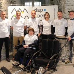 Montagna accessibile, una rete per tutti