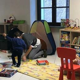 Un aiuto alle famiglie, a Tirano apre il Co-baby