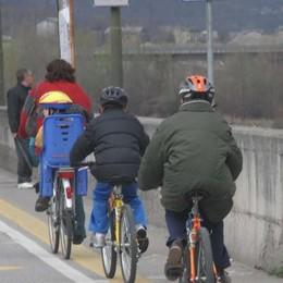 Un'oasi felice per piste ciclabili e verde  Sondrio terza migliore città lombarda