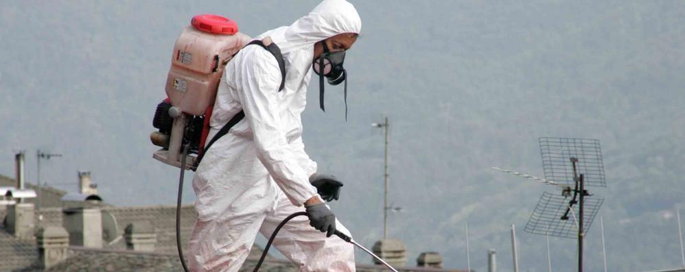 Amianto, più di 2 milioni per rimuoverlo  In Valle ancora 500 siti da bonificare