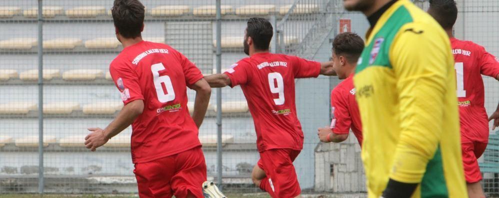 Calcio serie D, beffa nel finale per il Sondrio fermato dal Legnano