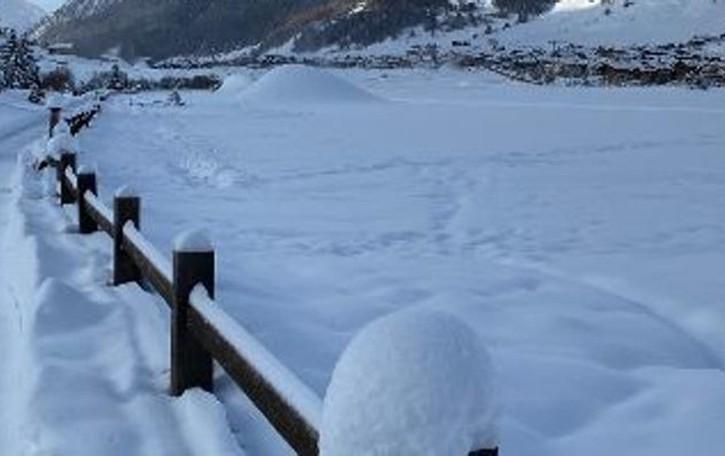 Neve come manna  Livigno anticipa l'apertura impianti
