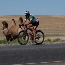 Una bicicletta e via... Alla scoperta  del mondo