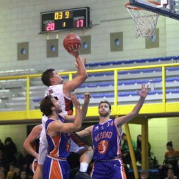 Basket serie D, non si ferma la Schena Generali
