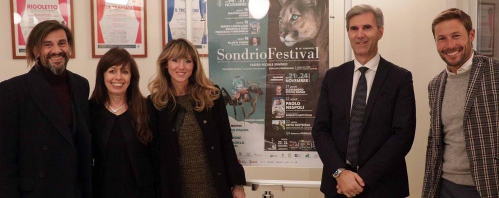 Sondrio Festival, esordio da tutto esaurito