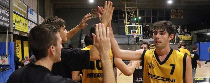Basket serie C Silver, Pezzini travolgente contro Varedo - La Provincia di Sondrio