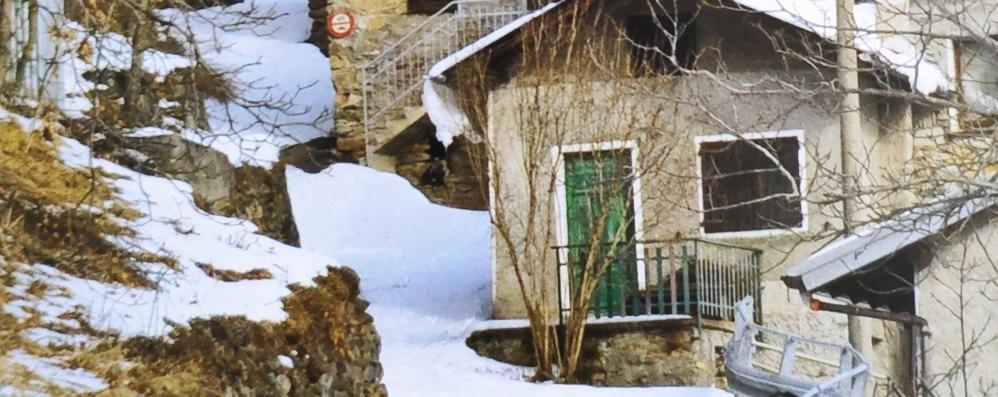 Bianzone, scivola nel bosco, ex messo comunale morto a Bratta