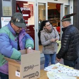 Colletta alimentare: «La generosità  non conosce crisi»
