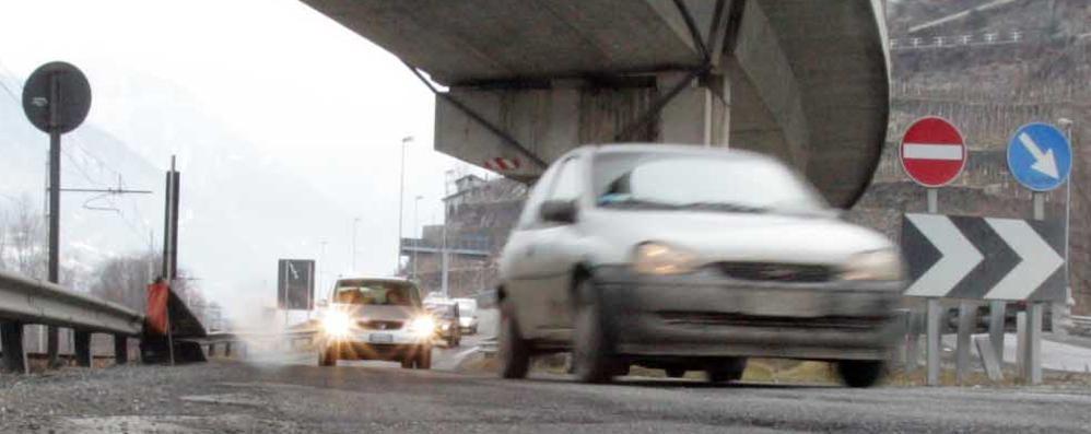 Ponti e viadotti sotto esame Anas, sono sei in provincia