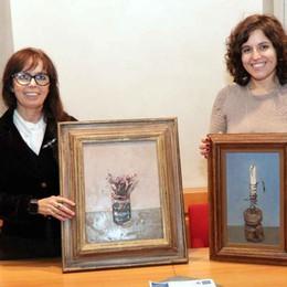 Sondrio, l'arte di Vaninetti al Museo: allestita una sala con 16 tele