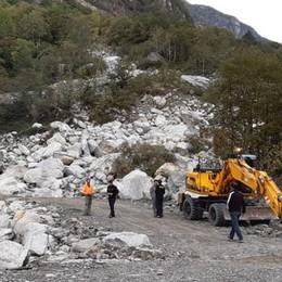 Il vallo a protezione di Gallivaggio  Concluso l'appalto, a breve i lavori