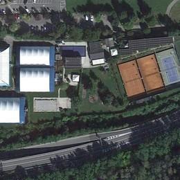 Lavori al Tennis club in dirittura d'arrivo: nuovi campi e servizi