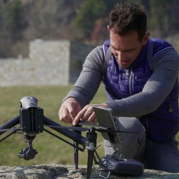 A Caiolo la prima base per i droni