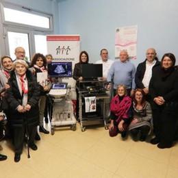 Donazioni per i pazienti, a Sondrio arriva un grande aiuto da tre associazioni locali