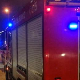 Casa in fiamme a Sondalo: 23 evacuati