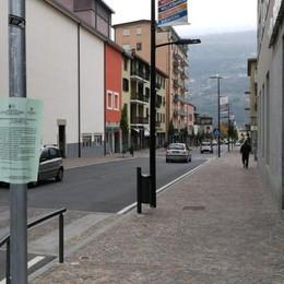 Morbegno, raccolte 1.102 firme per il viale  «Si ripristini il senso di marcia»