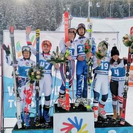 «Olimpiadi sordi, vittoria di squadra»