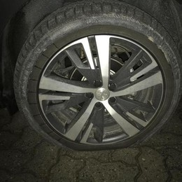 Provinciale colabrodo e danni alle auto  «Buche evidenti, ma non si interviene»