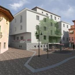Traona, era l'ex municipio: diventerà museo e albergo diffuso