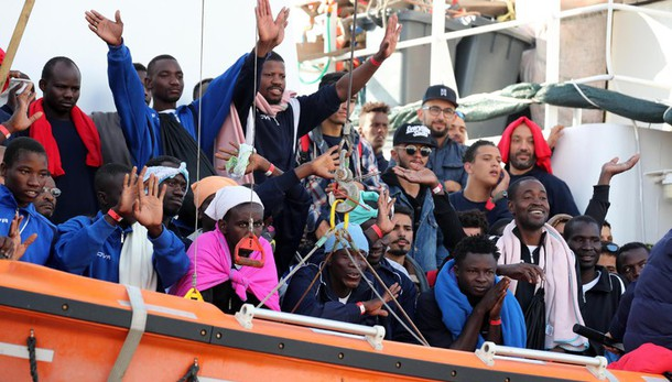 Migranti: 10 milioni da Ue a progetti di integrazione in Italia
