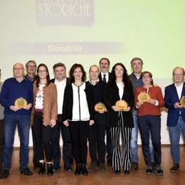Premi a 9 attività storiche: «Un patrimonio unico che deve essere tutelato»