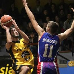 Basket serie D, Pezzini alla decima sconfitta di fila