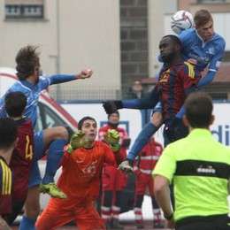 Calcio serie D, Sondrio raggiunto nel finale dal Villafranca