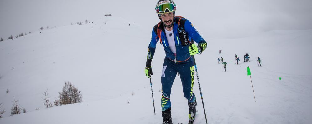 Scialpinismo, sulle Orobie trionfo di Antonioli nuovo campione italiano