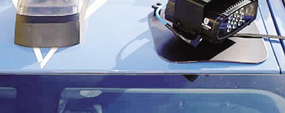 """""""Occhi"""" sulle auto della Polizia  Assicurazioni, controlli al volo"""