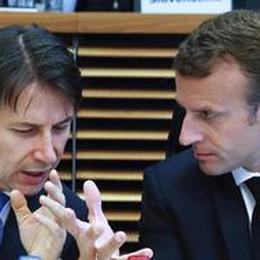 Ue, scontro Italia-Francia è una questione bilaterale